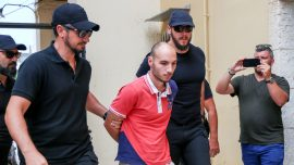 Greek Police Name Suspect in American Scientist's Killing