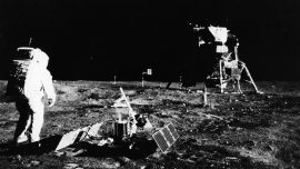 Remembering the Historic Moment of Apollo 11: 'As If It Was Yesterday'