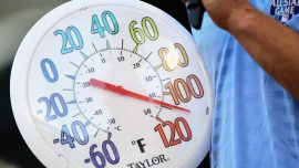 Almost 40 Million Americans Under Warnings or Advisories Because of Dangerous Heat