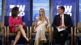 Ivanka Trump's Women's Initiative Announces $27 Million in Grants