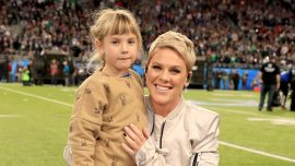 Pink Responds to Criticism Over Her Kids Running Through Holocaust Memorial