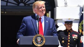Trump Postpones Tariff Hike in Goodwill Gesture After Request From China's Vice Premier