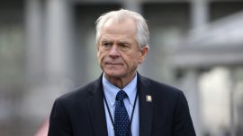 Navarro: Expect Trump Administration to Take More Action on TikTok, WeChat