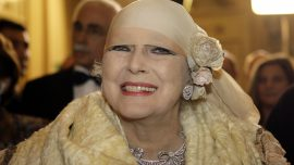 Valentina Cortese, Italian Screen Diva, Dead at 96
