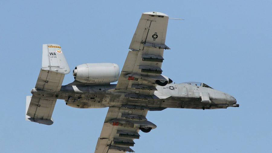 Air Force Jet Hits Bird, Drops 3 Dummy Bombs Over Florida