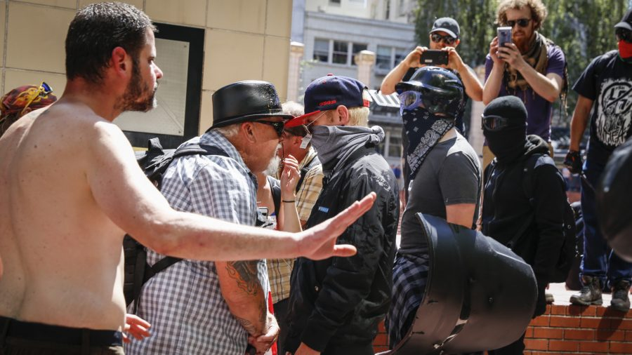 After Antifa Violence, Anti-Mask Law Should Be Passed: Portland Police Chief