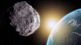 Here Is What We Know About the 'Election Day' Asteroid Heading Near Earth