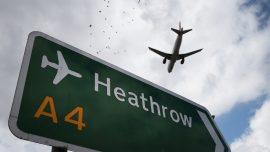Stowaway Falls From Kenyan Airliner, Lands in London Residential Garden