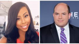 Black Republican Strategist Hits Back After CNN's Brian Stelter Runs Smear Piece