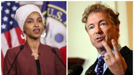Rand Paul Strategist Responds After Ilhan Omar Shared Post Celebrating Violence Against Senator
