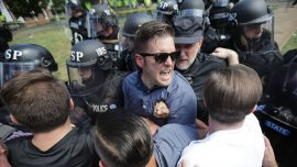 CNN Airs White Supremacist Richard Spencer to Denounce Trump