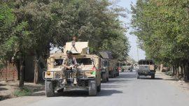 Taliban Launch 'Massive Attack' on Afghan City of Kunduz
