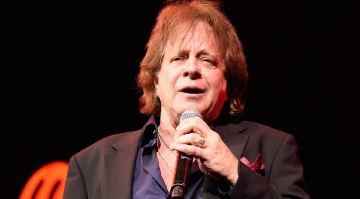 Musician Eddie Money performs on stage during the iHeart80s Party 2017 at SAP