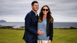 Eric and Lara Trump Welcome Second Baby: 'We Love You Already!'
