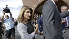 Judge Says Loughlin, Husband Can Stick With Their Law Firm