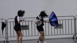 Typhoon in Eastern China Causes Landslide, Killing 18, Evacuating 1 Million