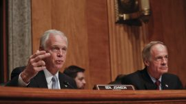 Wisconsin Sen. Ron Johnson Denied Visa to Visit Russia as Part of Congressional Delegation
