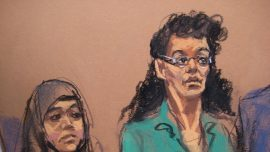 2 Women Plead Guilty in Plot to Commit Terror Attack in United States