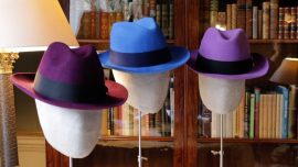 London Hatmaker Revives Traditions, Touts Transformative Power of Hats