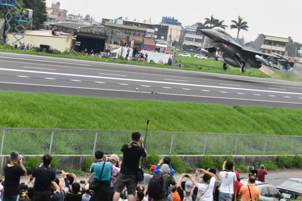 US arms sale to Taiwan