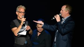 Comedian Andy Dick Attacked After Show Performance, Agent Says