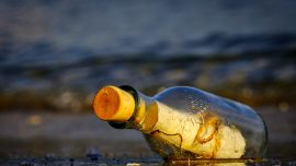Alaska Man Finds 50-Year-Old Message in a Bottle—Guess What it Said