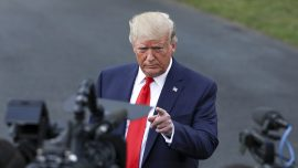 Trump Accuses NYT of Going on 'Racism Witch Hunt' Following Leaked Remarks From Top Editor