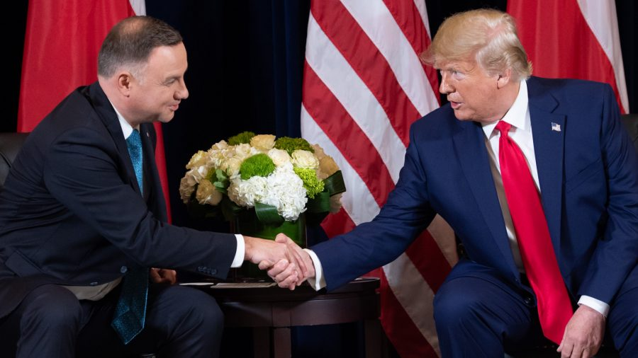 Polish President to Visit US for Talks With Trump on Security, Health, Trade