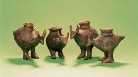 Archaeologists Identify Ancient Baby Bottles–And Some Are Cute