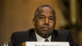 Ben Carson Doubles Down on Barring Transgenders From Women's Shelters