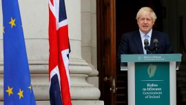 Johnson Suspends UK Parliament After Latest Brexit Defeat