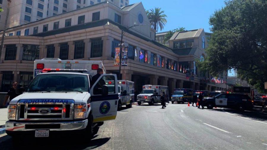1 Dead, 8 Sick in Hazmat Incident at San Jose Hotel