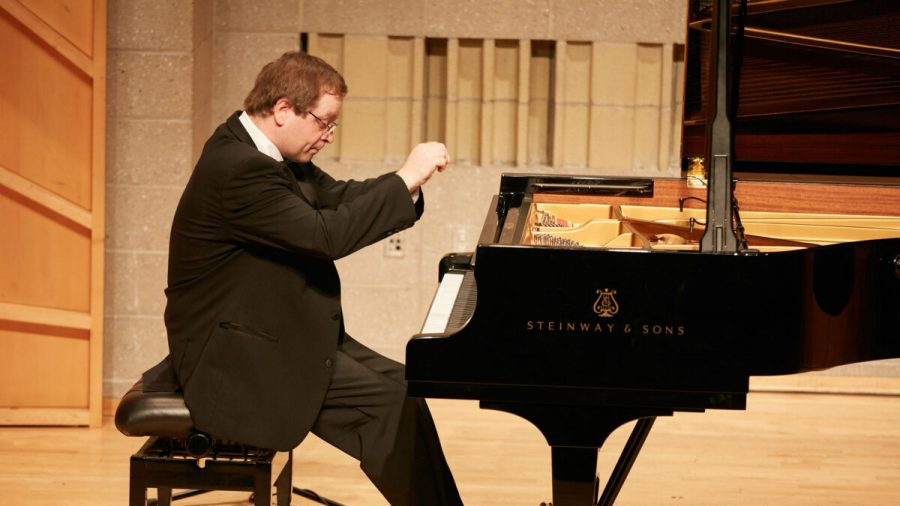 Pianist Maxim Ankiushin: Music Can Say What Words Can't