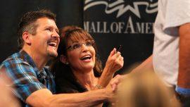 Former Alaska Governor Sarah Palin's Husband Files for Divorce