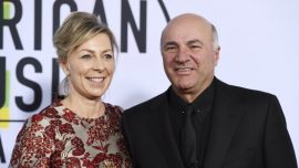 """Shark Tank"" Star Kevin O'Leary's Wife Charged in Boat Crash"