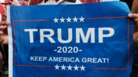 School Calls Off Football Game After Pro-Trump Banner Incident That Had Cheerleaders Put on Probation