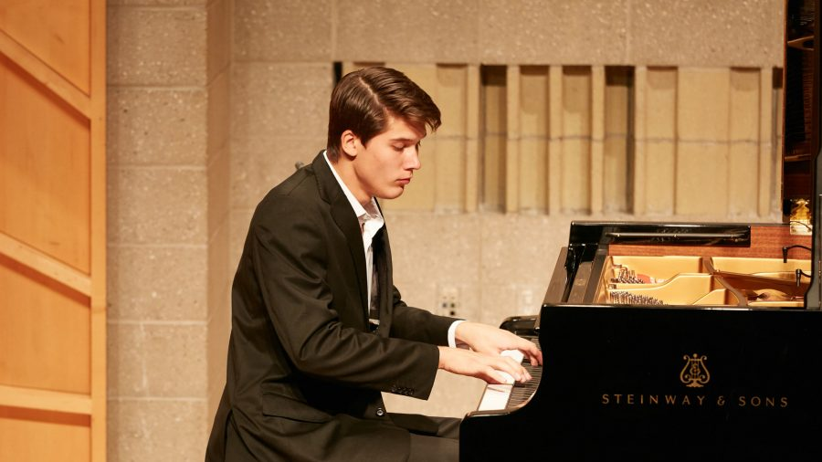Vladimir Petrov Wins Gold at NTD International Piano Competition