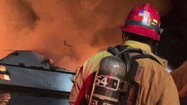 25 Bodies Found After California Boat Fire: Coast Guard