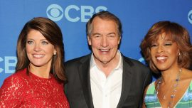 Charlie Rose Sued for Sexual Harassment by Former Chief Makeup Artist