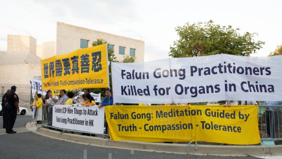 Over 600 Lawmakers From 30 Countries Ask Beijing to 'Immediately Stop' Persecution of Falun Gong