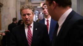 Paul Blocks Senate Vote on House-Passed Resolution Criticizing American Withdrawal From Syria