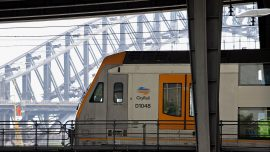 Man Allegedly Pulled out Gun on NSW Train