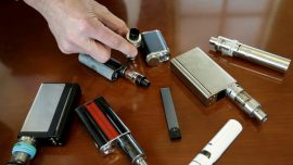 Research Links Vaping To Cancer In Mice