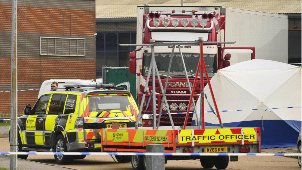 39 bodies found in truck