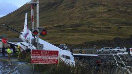 Commuter Plane Carrying a High School Swim Team Crashes on Alaska Island, Critically Injuring 2