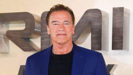 At 72, Arnold Schwarzenegger Says: 'I Really Don't Feel My Age'