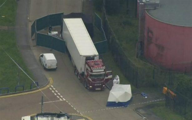 Britain 39 bodies found 1