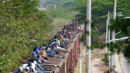Half of Trains in Mexico Found Carrying Migrants