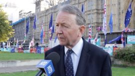 Lord Alton Battles on for Genocide Clause