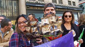 Columbus Day Parade Tradition Remains Strong in NYC